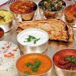 A thali dish, India